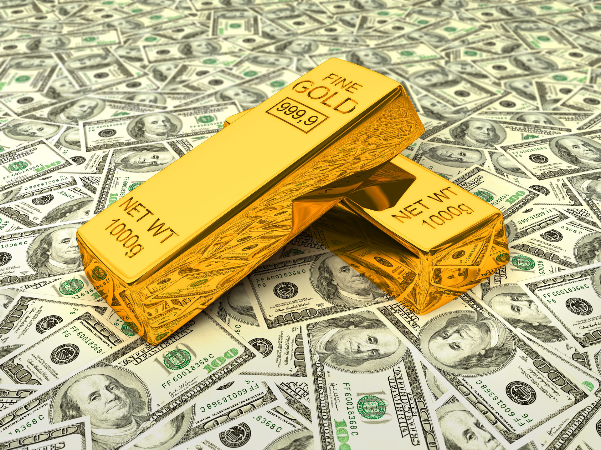 How Much Is a Bar of Gold Worth?